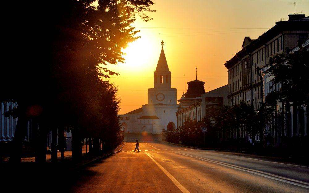 Самые-самые места, Казань