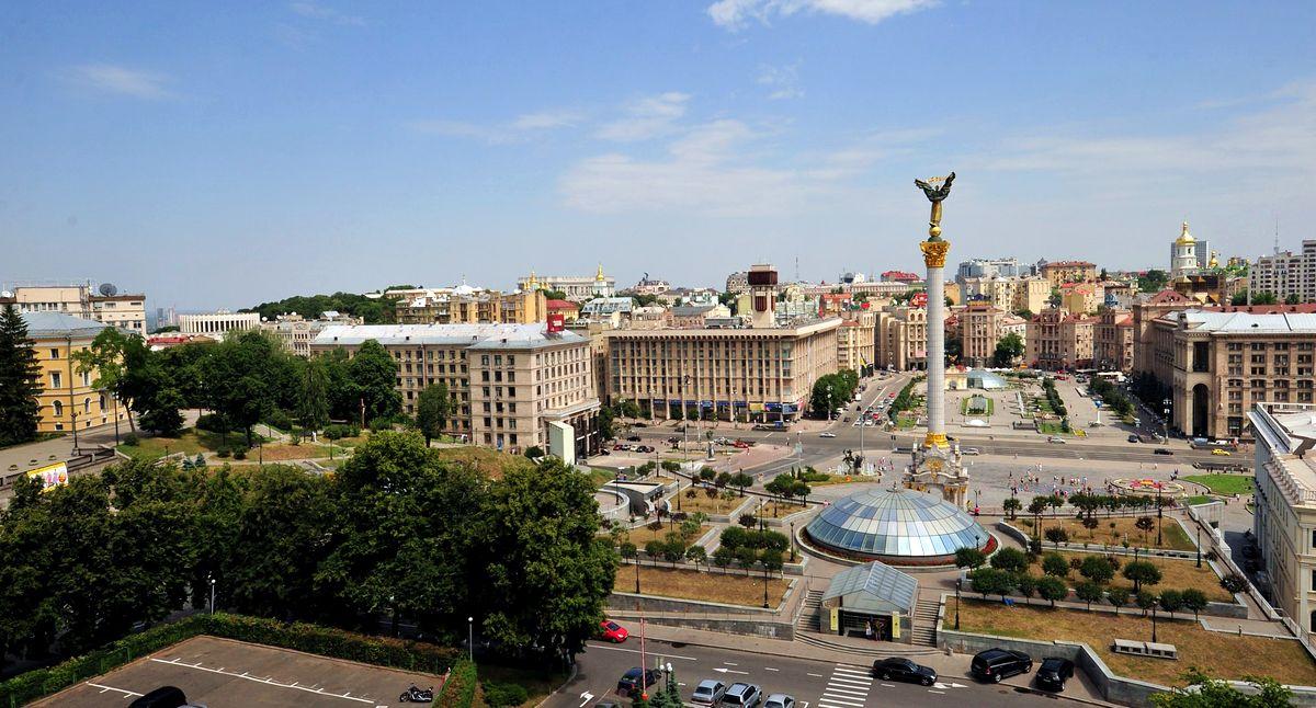 Киев, что посмотреть