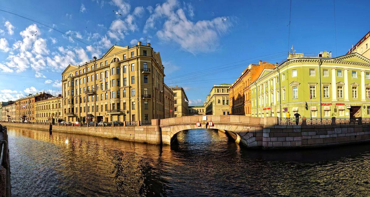 интересные места в Санкт-Петербурге