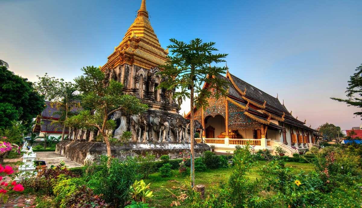 Храмы Таиланда 2016